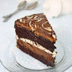Recipe Similar To This Costco Tuxedo Mousse Cake