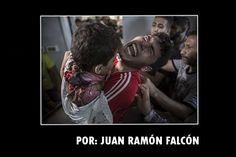 Cómo no sentir dolor por los niños que han muerto y que mueren por las bombas. Por: Juan Ramón Falcón