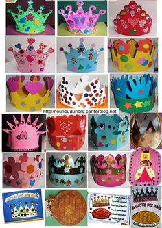 Activities At Home With Kids Kids Crafts, Hat Crafts, Diy Arts And Crafts, Paper Crafts, Art Drawings For Kids, Drawing For Kids, Montessori Activities, Activities For Kids, Crown For Kids