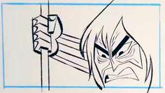 The Concept Artist: Samurai Jack Season 5 is Coming