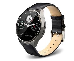 OUKITEL A29 Anti-lost Smart watch Phone MTK2502 Bluetooth 4.0 IP53 Heart Rate Monitor FM Remote Capture (Gray). Note: This watch phone will only work with GSM networks: GSM850/900/1800/1900MHz. Unlocked for Worldwide use. Please ensure local area network is compatible. Dialer / Bluetooth phone call Unlike most smart watches, the A29 can independently make / receive phone calls with its own SIM card. The 1.22 inch round HD display delivers stunning clarity and color. Premium stainless…