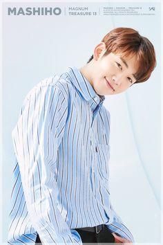 "YG FAMILY on Twitter: ""#TREASURE13 NEW PROFILE IMAGE 'MASHIHO' #트레저13 #NEW_PROFILE_IMAGE #마시호 #MASHIHO #YG… "" Yg Entertainment, My Moon And Stars, Yg Trainee, Best Tweets, Plot Twist, Treasure Boxes, Korean Celebrities, Celebs, Taekwondo"