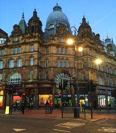 Leeds City Market, Leeds - Yorkshire, England