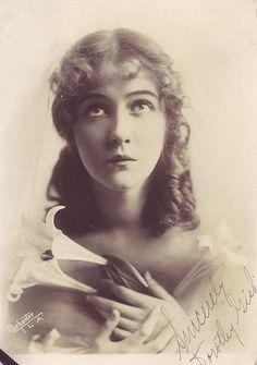 Dorothy Gish, 1898 - 1968. 70; actress, director, writer and sister of Lillian Gish.