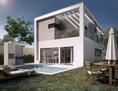 Colinas do Mar - 3 belissimas casas em Florianópolis, Santa Catarina. Um projeto Vinlanda. (www.vinlanda.com.br)