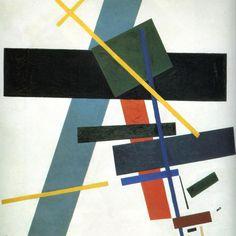 Suprematismo Kazimir Malevich