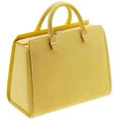 "Victoria Beckham's ""Victoria."" I just love this cheery but oh so chic bag. I'm sitting with a friend, @Monique Evans, who after a quick glance at this bag, said: ""that's kind of perfect."" Agreed. Smh. Agreed."