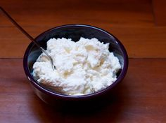 DIY: Homemade Ricotta Cheese