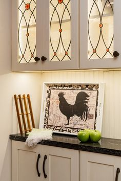 Kitchen of the Week: Renovation Honors New England Farmhouse's History ~Farmhouse  by New England Design Elements