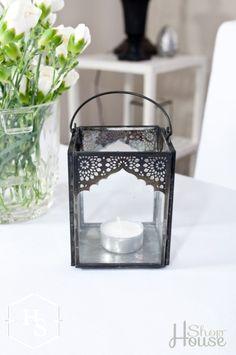 Etty Tealight Holder lampion House Shop