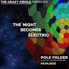 Live At The Night Becomes Electric - June 2015 - Hour 1 by Pole Folder on SoundCloud