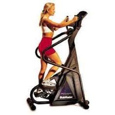 StairMaster Stepper 4600CL Stair Stepper Classic Style Spinning Bike