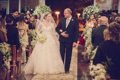 Entrada da noiva -  Lorena Martins da Silva e Stenio Pereira Silva