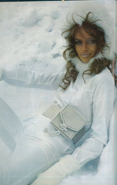 Credits: 1. Vogue Paris December 1968/January 1969 by Franco Rubartelli 2. Moncler Gamme Rouge...