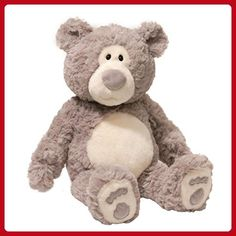 "Gund Asher Bear Plush, 17"" - Plush cuteness (*Amazon Partner-Link)"