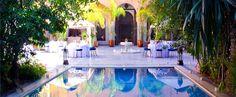 Hôtel extraordinaire à Fès, Maroc