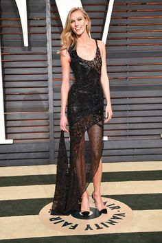 """The """"Vanity Fair"""" Oscar Party, and All the Postshow Bashes, Look #23"""