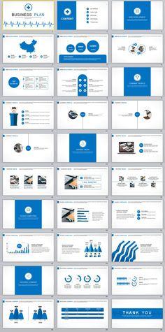 Business powerpoint template 2018 business powerpoint template 30 best business plan powerpoint templates toneelgroepblik Images
