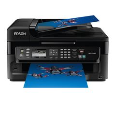 Epson Workforce Wireless All-In-One Inkjet Printer with AirPrint (WF-2540) Love this for the wireless feature so everyone in the family to use #SetMeUpBBy