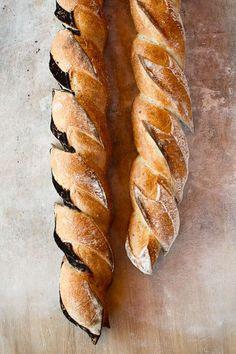 The Coupe du Monde de la Boulangerie - Flourish - King Arthur Flour Fig Bread, Hard Bread, Bread Art, Bread Shaping, King Arthur Flour, Our Daily Bread, Artisan Bread, How To Make Bread, Sweet Bread