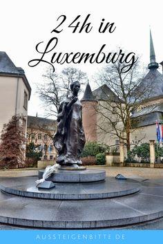 24 Stunde in Luxemburg Stadt hören sich nach nicht viel an. Wie Du Deine Zeit am besten nutzt und welche Sehenswürdigkeiten von Luxemburg Du Dir nicht entgehen lassen solltest, liest Du hier.