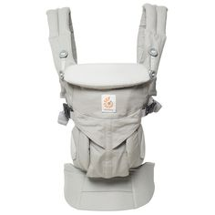 eb0f728617f Ergobaby All Position Omni 360 Carrier - Pearl Grey Baby Items List