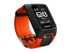 TomTom Adventurer Cardio GPS Outdoor Watch With Headphones