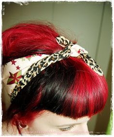 The Rockabilly Girl Next Door: Rockabilly Tuesday #5 - rockabilly hair