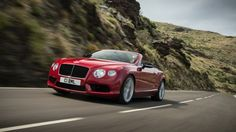 They say that a Rolls Royce is for being driven in, but a Bentley is for driving. Seemingly intent on proving this true, Bentley unveiled the Continental GT V8 S last week at the Frankfurt Motor show.