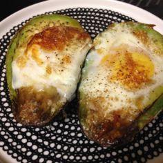 Avokado kananmunalla - Kotikokki.net - reseptit