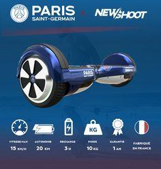 Paris Saint-Germain's SPINBOARD