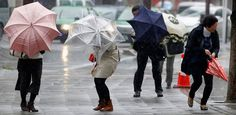 Global warming speeds up rainfall cycle: study finds Wet to get wetter and the dry to get drier, researcher says Wind And Rain, Tropical, Strong Wind, Getting Wet, Global Warming, Image Shows, East Coast, Great Photos, Street Photography