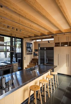 Maison design cuisine