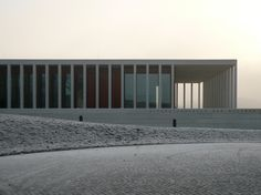 Literaturmuseum der Moderne - David Chipperfield