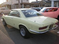 1969 MAZDA LUCE ROTARY COUPE