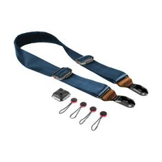 PEAK DESIGN SLIDE CAMERA STRAP BLUE SL-T-2