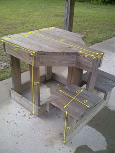 Woodworking Bench Shooting Bench - Tap The Link Now To Find Gadgets for Survival and Outdoor Camping Outdoor Shooting Range, Shooting Table, Shooting House, Shooting Stand, Shooting Rest, Deer Shooting, Outdoor Range, Outdoor Projects, Pallet Projects