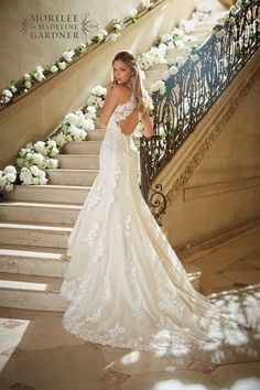 Gorgeous Morilee gowns at Bicester Bridal
