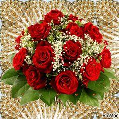 Flower Bouquet Png, Flower Bokeh, Pink Rose Bouquet, Love Flowers, Yellow Flowers, Wedding Flowers, Vector Flowers, Flower Clipart, Flower Images