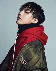 G-Dragon's charisma is killer as usual in '8seconds' pictorial | allkpop.com
