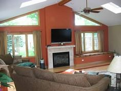 family room additions pictures | Family rooms Master suites Wing additions 2nd Story additions Room ...
