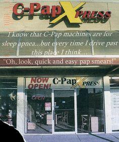 CPAP Xpress; is it like Blockbuster?