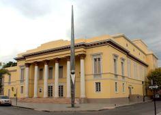 Teatro La Perla hoy en día. PONCE, Puerto Rico