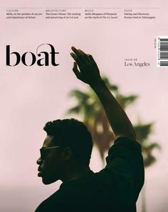 """New issue Boat magazine: """"an independent culture+travel magazine. Each issue is focused on a different, inspiring city"""""""