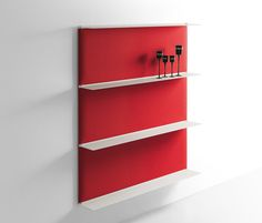 Blade by Caimi Brevetti | Office shelving systems