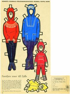 Danish Mama, Papa and Kids paper dolls pg 6 *  The International Paper Doll Society by Arielle Gabriel for all paper doll and paper toy lovers. Mattel, DIsney, Betsy McCall, etc. Join me at ArtrA, #QuanYin5  Linked In QuanYin5 YouTube QuanYin5!