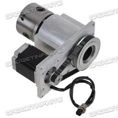 CNC 4 Axis Router Rotational Claw DIY CNC Tool Engraving Machine