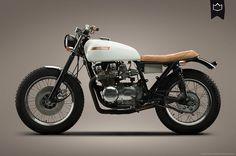 Kawasaki KZ650 - 1979 / La Corona Motorcycles / Cafe Racer