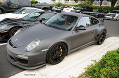 matte gray GT3RS