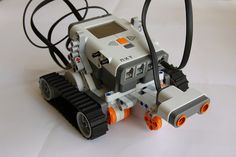 Lego NXT 2.0 by tik_tok, via Flickr